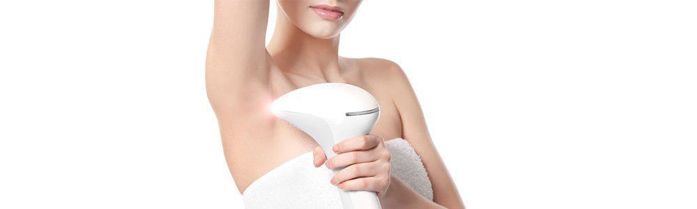 Underarms Laser Hair Removal for Women
