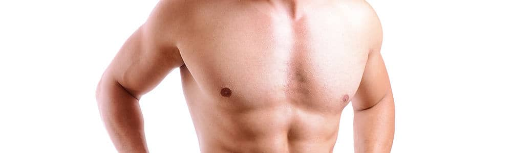 Chest Laser Hair Removal for Men