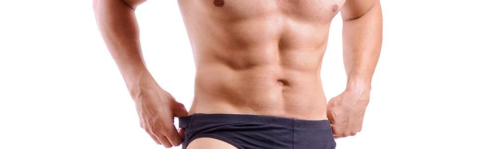 Stomach Laser Hair Removal for Men