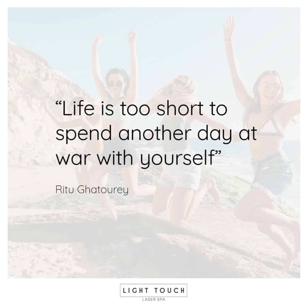 life is to short ltl spa